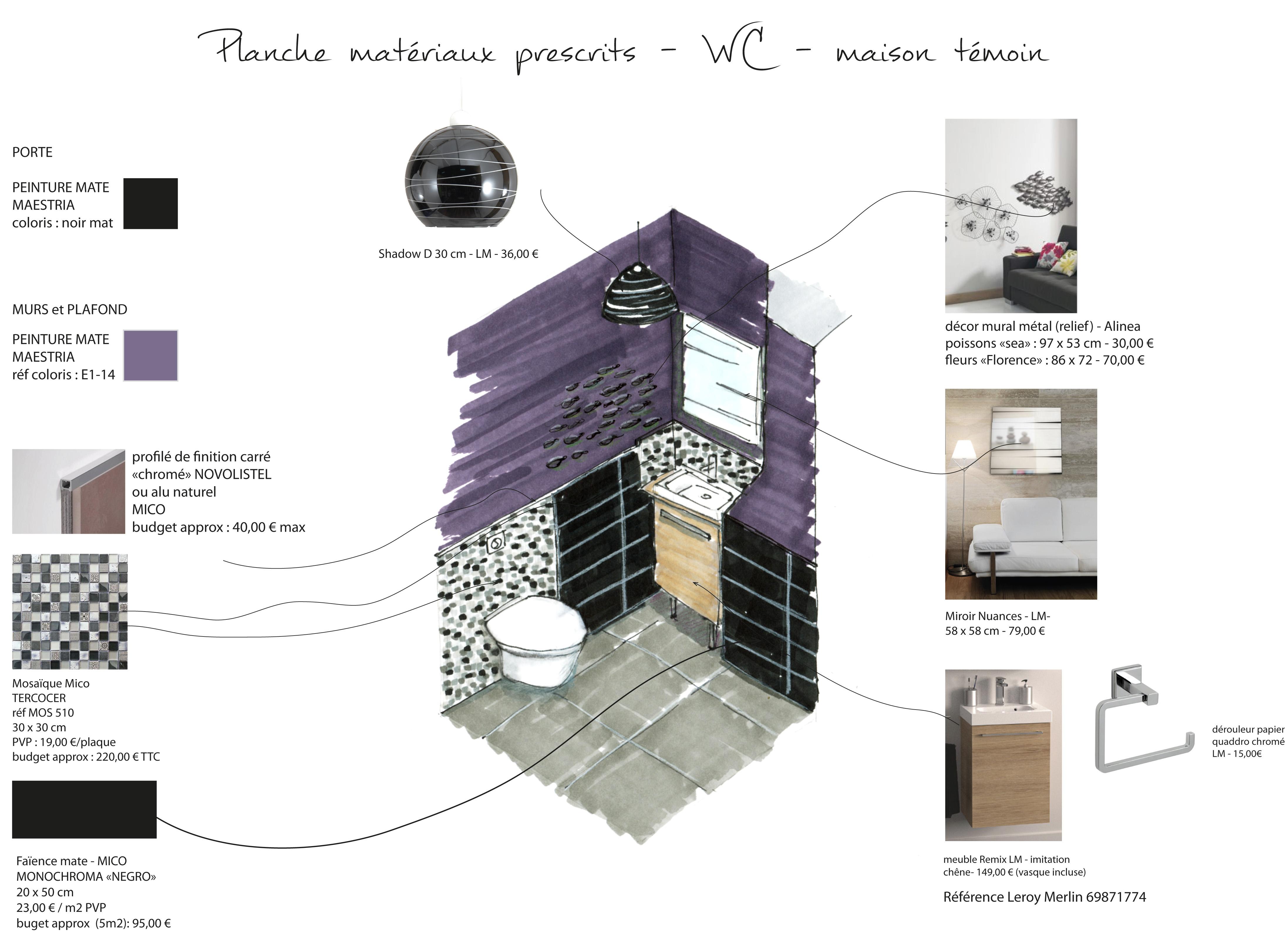 Agencement Et Idées De Décoration Pour Une Maison Témoin Mirepoix