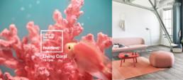 tendances couleurs decoration interieure 2019