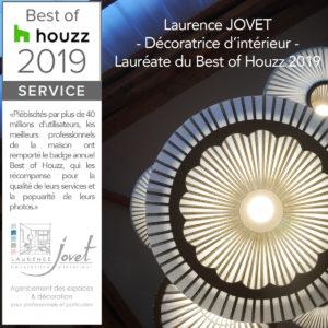 lauréat best of Houzz 2019