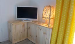 décoratrice d'intérieur Carcassonne meuble TV sur mesure