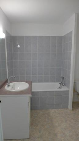 décoratrice d'intérieur Toulouse salle de bain avant